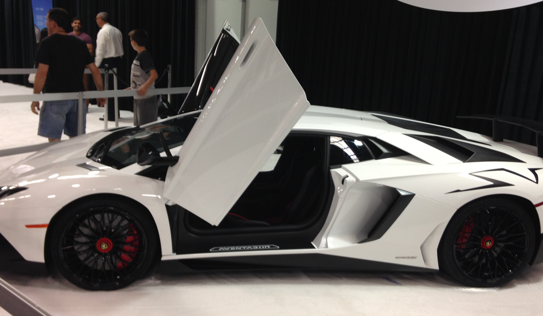 Orange County International Auto Show