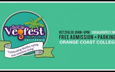 2nd Annual SoCal VegFest is This Weekend!