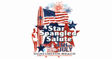 4th of July in Huntington Beach